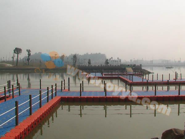 山西太原码头水风景区