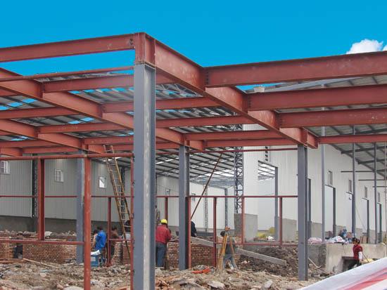 供应钢结构-石家庄钢结构-河北钢结构-新力设备
