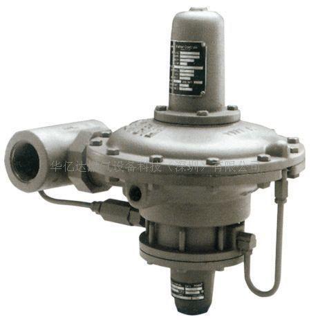 供应美国fisher液化气减压阀99型天然气调压阀图片