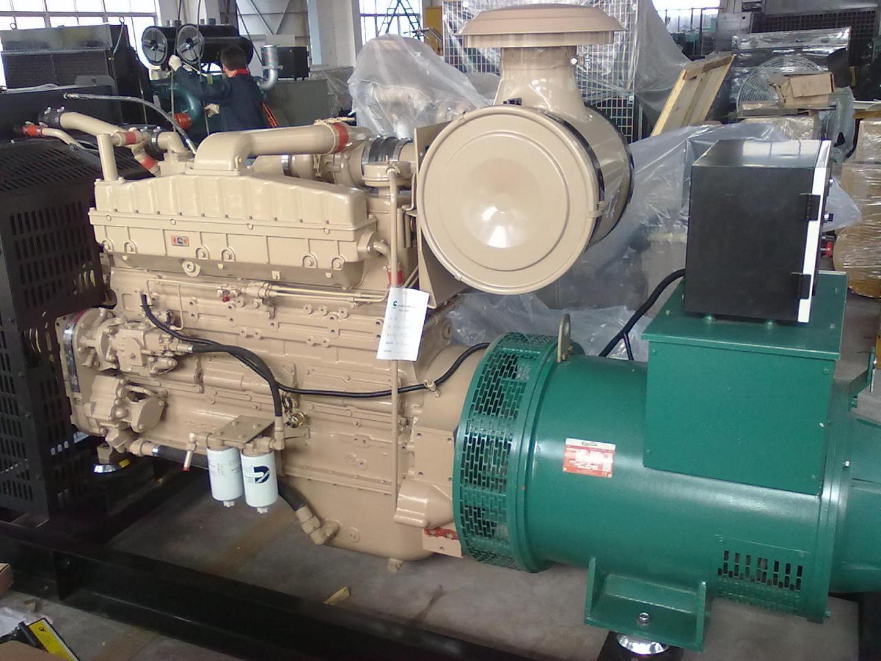 供应200千瓦康明斯动力柴油发电机组