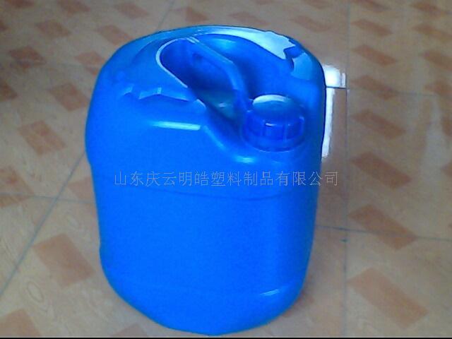 供应20L塑料桶 20升堆码桶20公斤方形塑料桶 20公斤塑料桶 东庆云明皓塑料制品有限公司成立于二零零二年,属于民营股份制企业。公司座落于庆云渤海经济开发区,交 通便利,环境优美。年生产各类塑料制品能力6000吨,现有干部职工152名,工程技术人员28名,其中有高 级职称的6名。2005年通过ISO9001质量管理体系认证。主要生产设备由日本、德国、意大利引进,产品技术指标达 到GB/18191-2000国家标准,并获得国家级专利。 我们生产各种型号的塑料桶,从0.