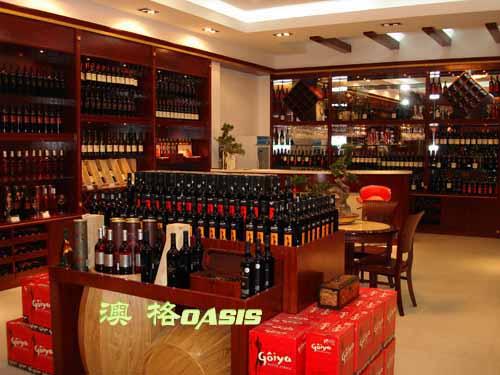 供应红酒展柜 红酒展示架 红酒展柜制作 红酒展柜设计