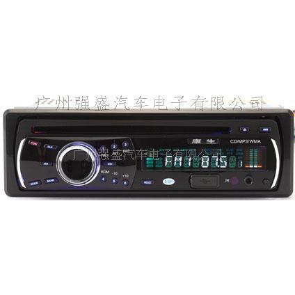 供应单锭车载cd机_mp3/usb_双重抗震_广州强盛汽车