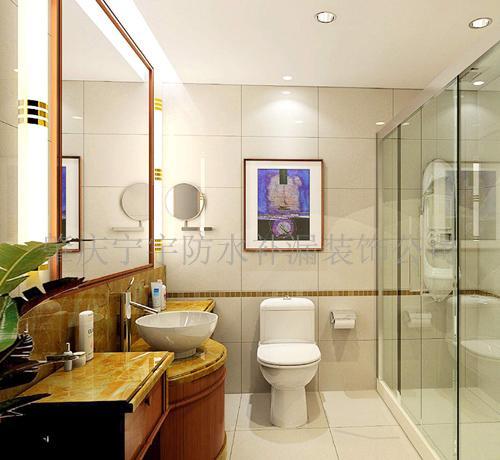 浴间装修效果图