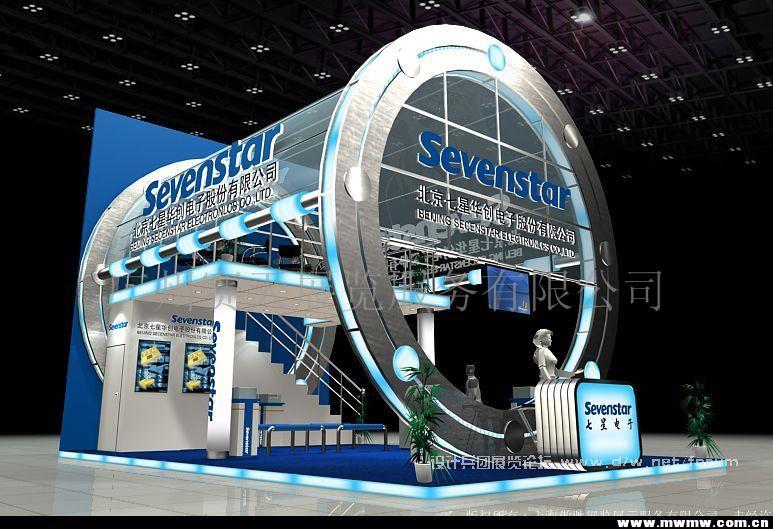 供应家电展览展示设计-配件采购展台搭建-展台设计