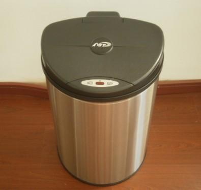 供应电子感应垃圾桶dzt-40-19