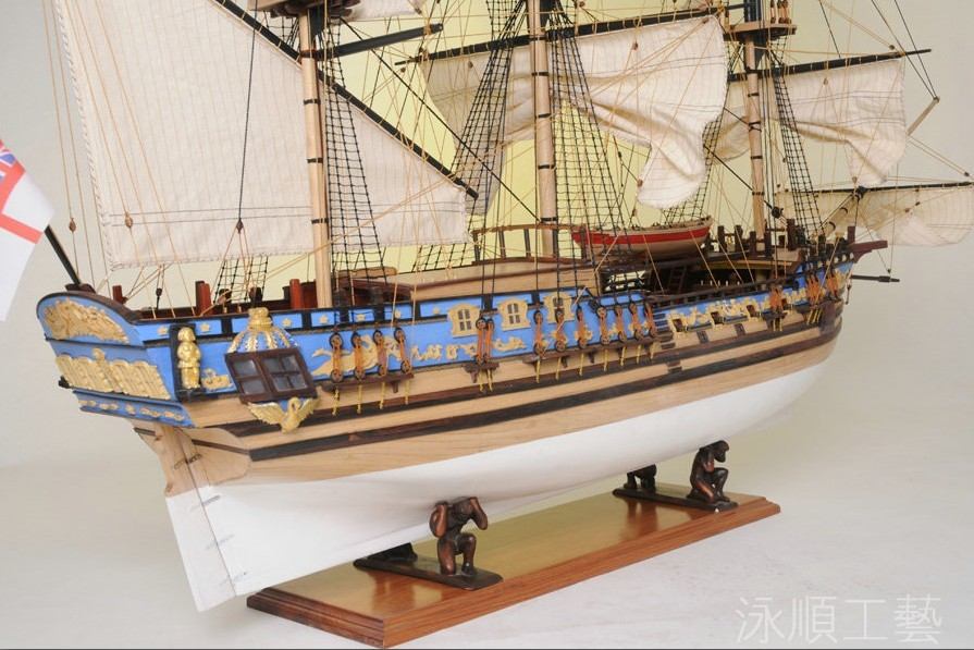 供应手工船模型_纯手工船模型