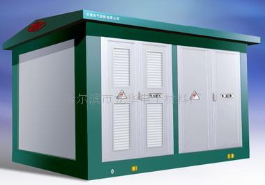 哈尔滨箱式变电站公司图片