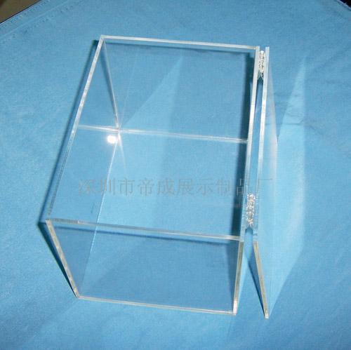 供应亚克力盒子_有机玻璃盒子