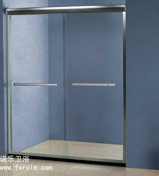 供应小边框铝材淋浴房