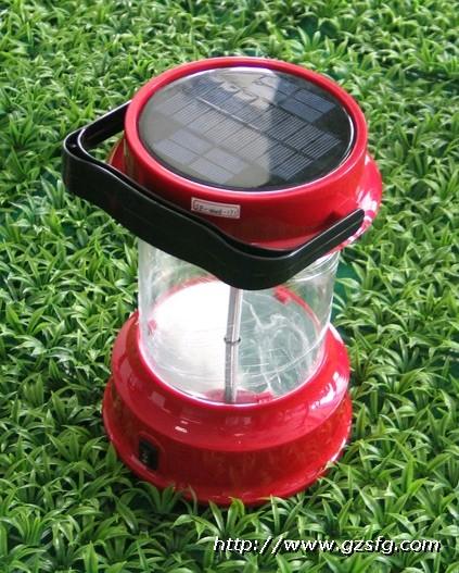供应太阳能led手提灯