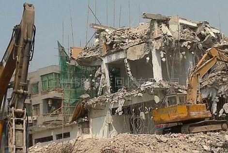 供应上海钢结构厂房拆除工厂厂棚拆除,倒闭工厂厂房拆除