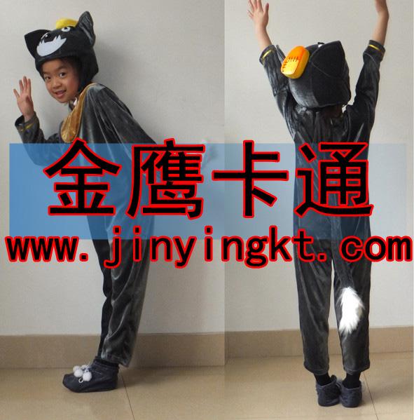 供应儿童道具服装 儿童动物服装