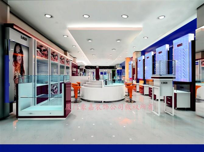 供应眼镜店装修设计 眼镜店装修设计厦门豪嘉装饰公司联系人:黄先生QQ: 1397187428手机:15280263819电话:0592-3129559 传真:0592-3129555厦门豪嘉装饰公司自2001年专业从事商业空间装饰设计、施工、企业形象、营销策划以来,一直致力于专业领域的工作,公司技术力量雄厚、生产能力强大、品质要求严格、产品外销澳洲、欧美等地,内销全国各地。目前拥有一万多平方米专柜运作基地,多条现代化数据程控木作流水线,现有低温烤漆房,亚克力车间,五金车间、装配车间等配备装备,并拥有雄厚的