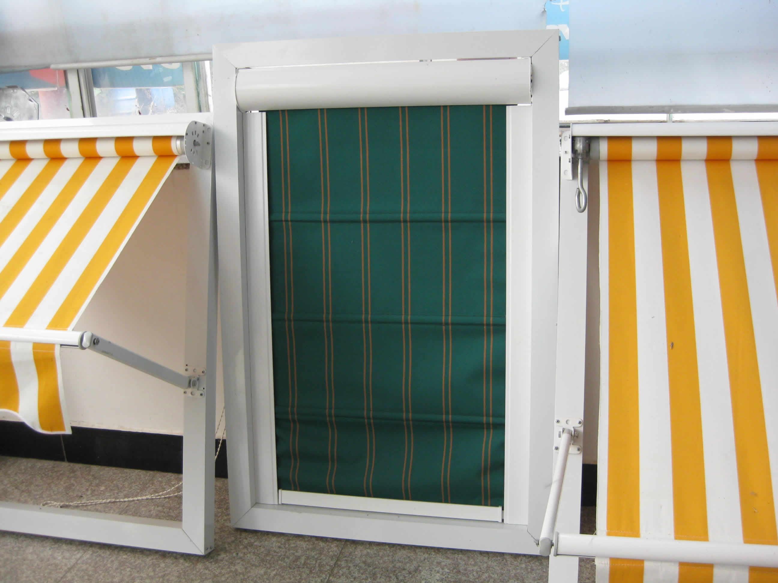 外遮阳|欧式卷帘窗|建筑外遮阳|隐形纱窗