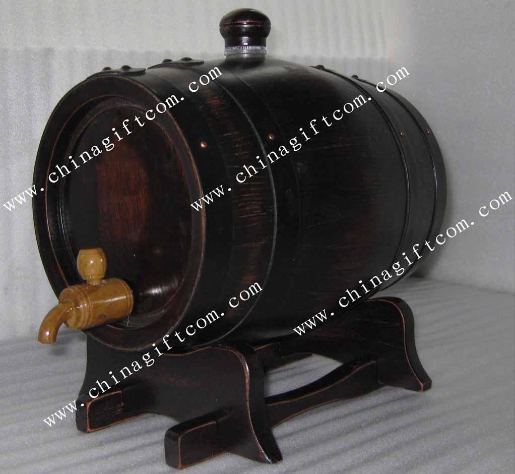 供应纯橡木红酒桶_双马拉车橡木红酒