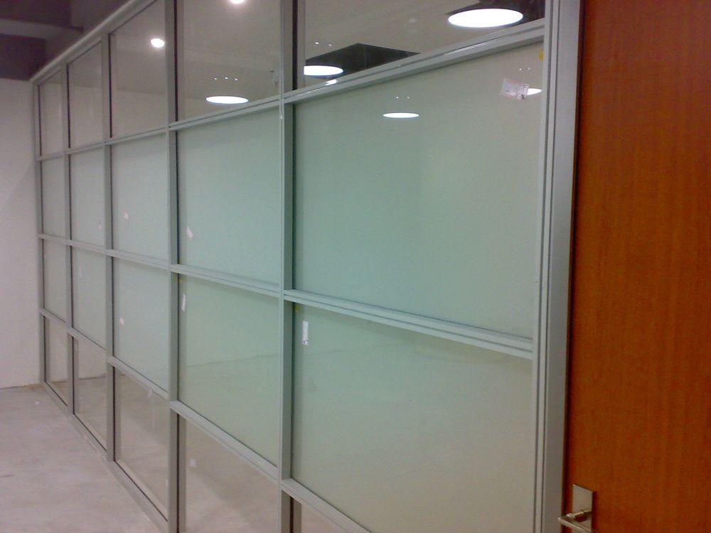 深圳玻璃隔断