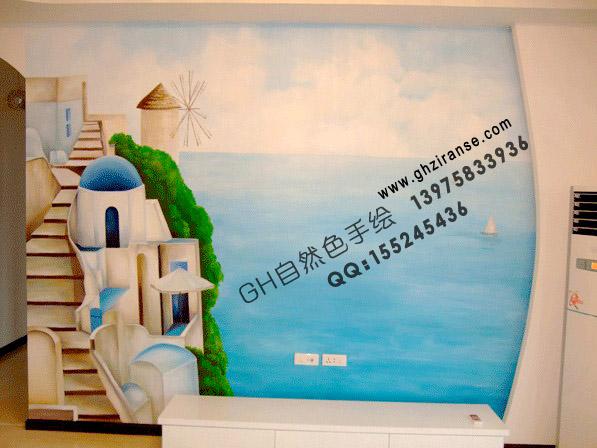 长沙手绘墙,幼儿园手绘墙,室内外手绘墙