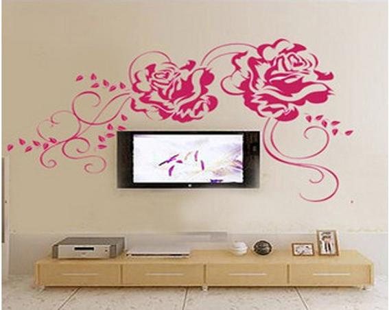 供应个性墙体彩绘室内装修味十足的个性定制墙体彩绘