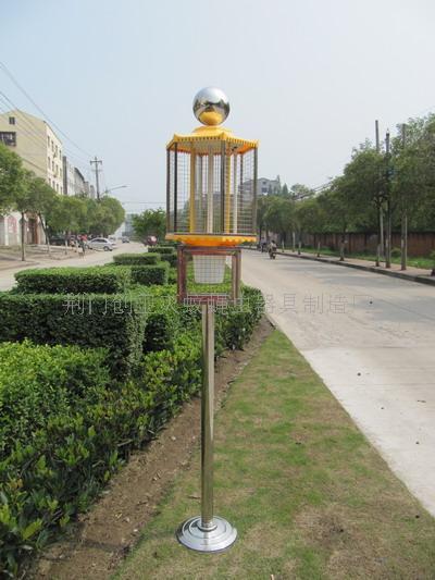 供应北京小区别墅庭院灭蚊灯