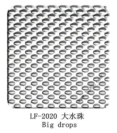 水珠纹不锈钢花纹板_不锈钢卷板