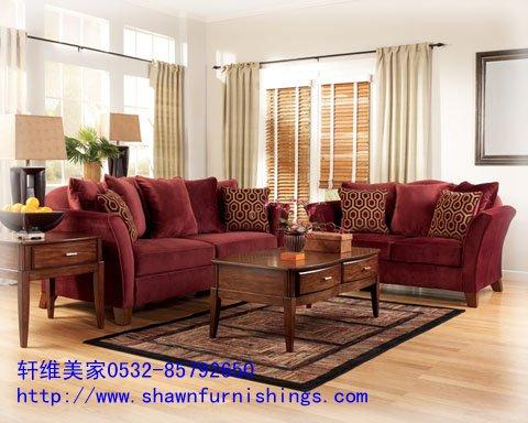 沙发 欧式家具 美式家具 进口沙发