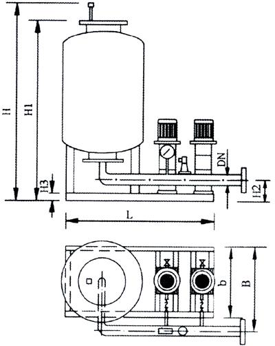 商国互联首页 产品库 环保,水处理 给水设备 气压给水设备  价 格图片