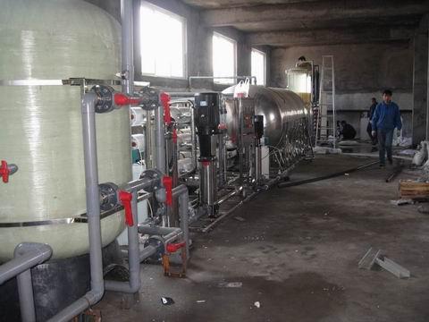 珠海别墅软化水设备