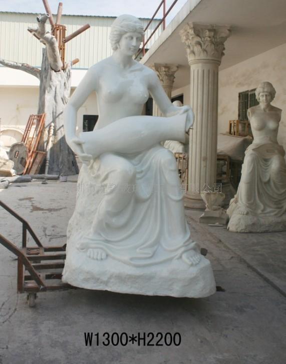 城市雕塑 仿真人物雕塑图片
