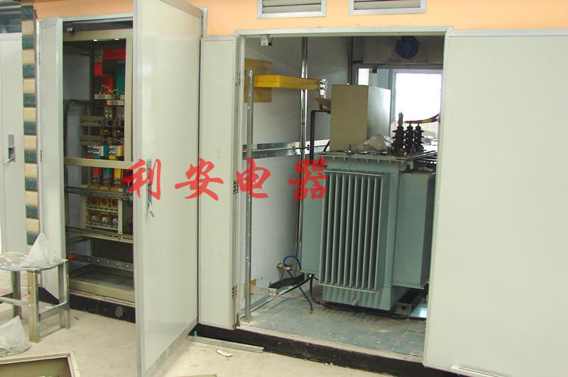 供应干式变压器,箱变,欧式箱式变电站图片