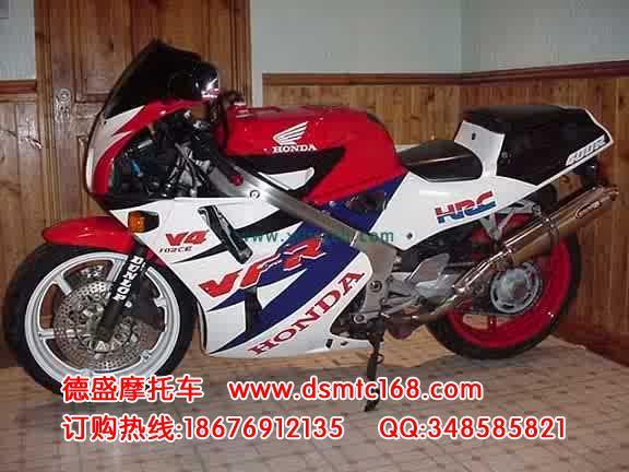 供应出售本田摩托车 vfr400r