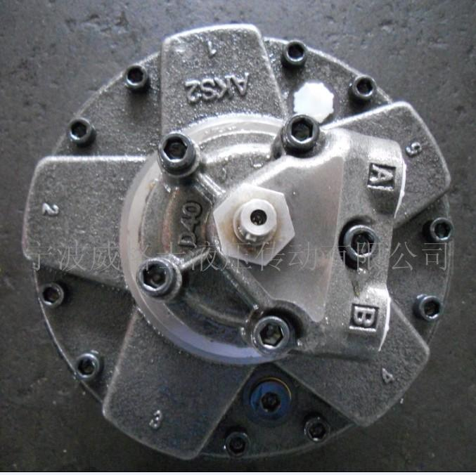 aks系列径向柱塞液压马达图片