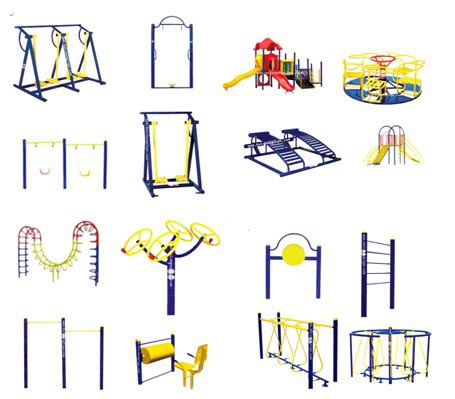 供应小区健身器材名称 小区健身器材厂家 汇众体育健身器材