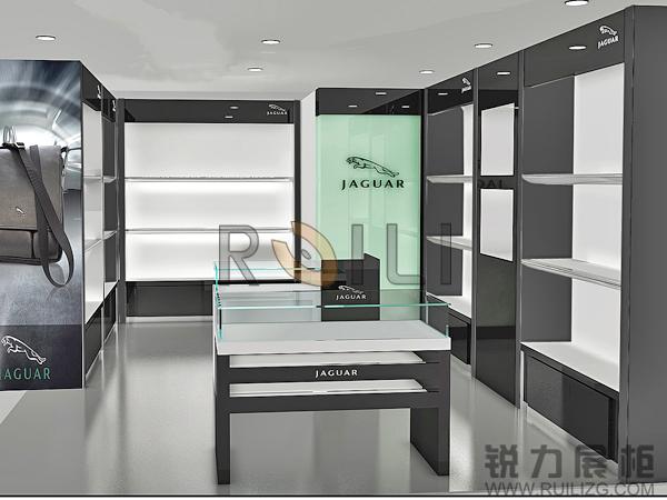 终端皮具展柜设计公司