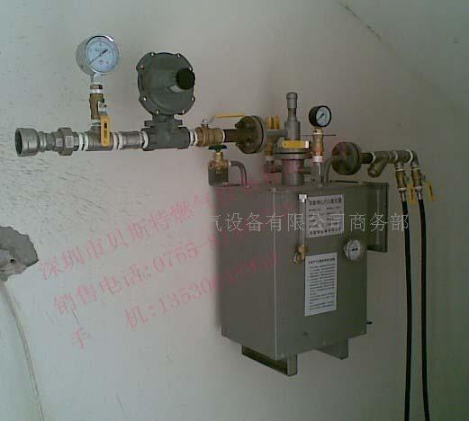 供应液化气气化器 汽化器 减压阀 电磁阀图片