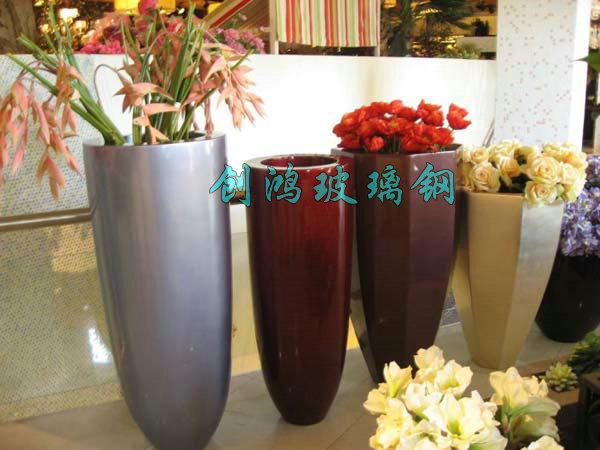 花钵,花槽,欧式花盆,园林花钵,花盆定做,  供应玻璃钢花盆,陶瓷花盆