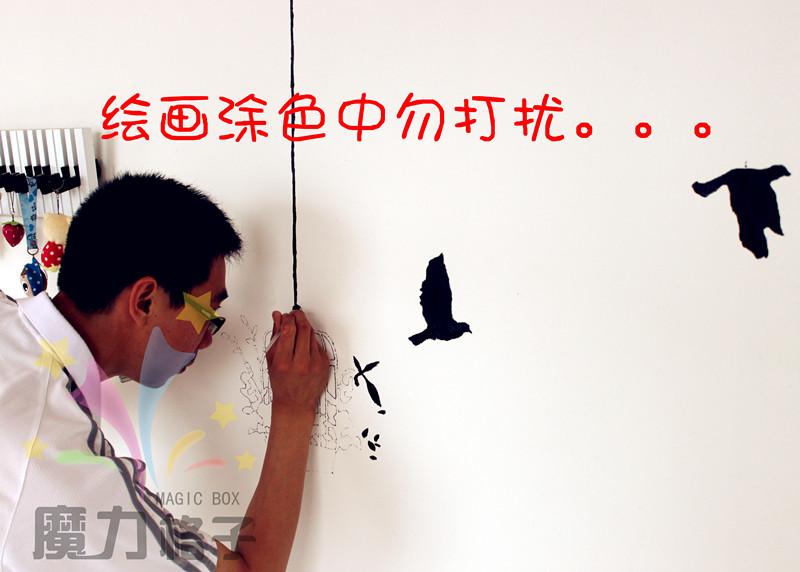 供应海底世界壁画手绘墙工程壁画墙体彩绘