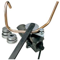 供应手动机械弯管机图片