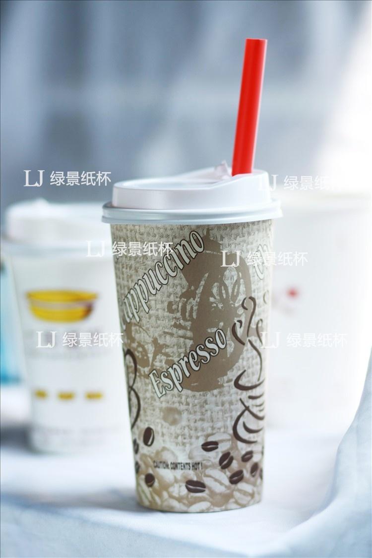 供应东莞樟木头绿景,小批量纸杯定制专家;广告纸杯定做的领跑者
