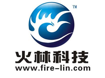 杭州火林科技有限公司Logo