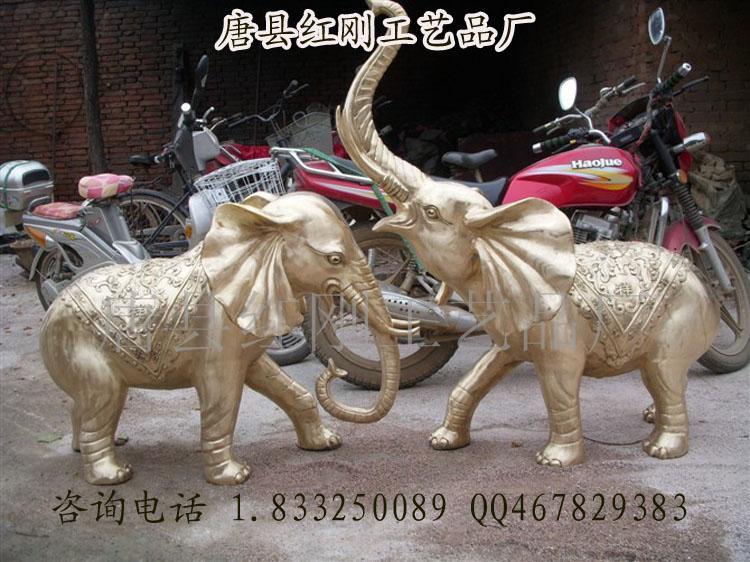 供应铜雕大象雕塑铸铜大象雕塑工艺品大象铜雕价格优惠