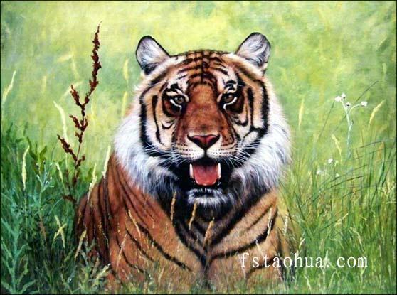 供应毕加索动物画动物油画写实