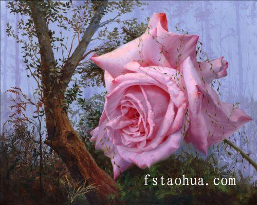 供应 抽象 画销售 欧洲古典风景 油画 风尚陶画 高清图片
