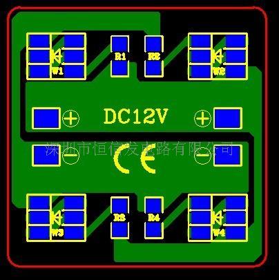 模组线路板 led线路板 pcb电路板
