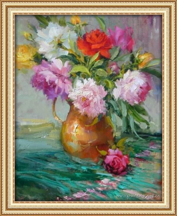 风景油画 肖像油画定制 中秋礼品油画 手绘油画 人物油画 古典风景