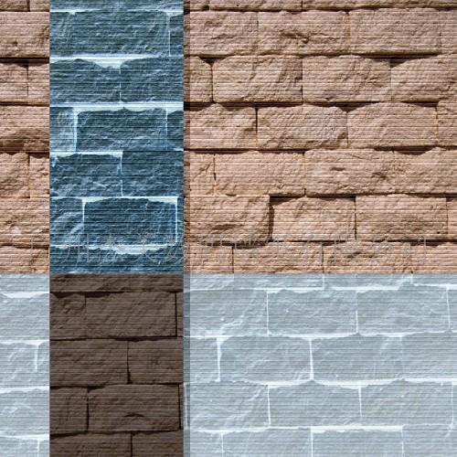三角块墙纸贴图素材