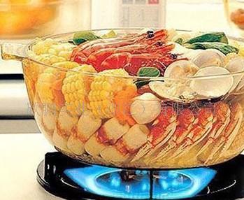 康宁晶彩透明锅