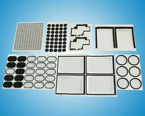 供应手机导电泡棉,导电布/电路板双面导电胶/电子棉