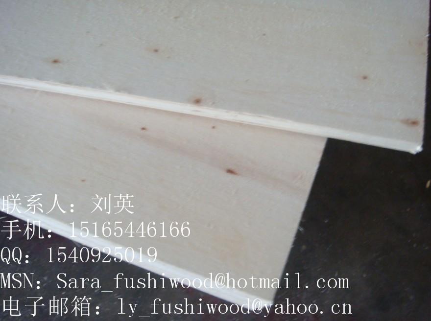 建筑用胶合板 杨木胶合板