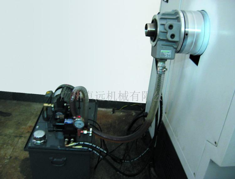 供应数控车床改装液压尾座图片